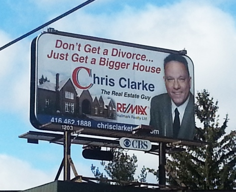 Divorce...or a Bigger House?